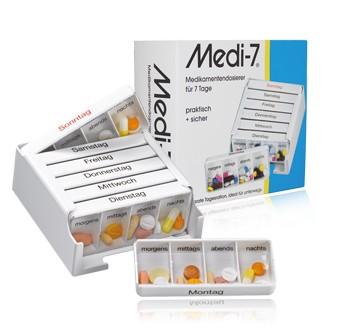 Medikamentendispenser Medi7